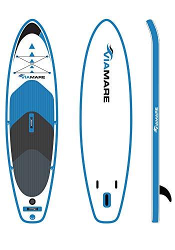 VIAMARE SUP Board Set 330 S blau