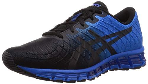 Asics Gel-Quantum 180 4 Chaussures de Course à Pied pour Homme - - Noir, 42 EU EU