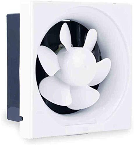 Mr.T ventilatie extractor raam type sterke afzuigkap keuken Fume badkamer huis ventilatie rookmachine ventilatorsnelheid: 1400R / min, geluid: 40 dB, 45 dB, 50 dB, (kleur: D) afvoerventilator