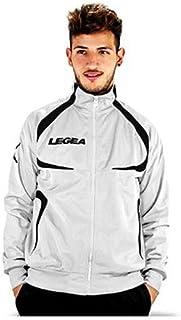 LEGEA Rain Jacket Spagna Sport Impermeabile Giacca Training Sport Outdoor Calcio Pioggia Pegashop