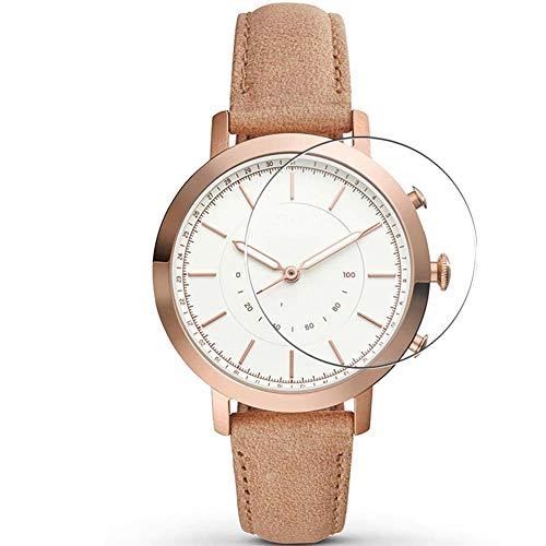 Vaxson 3 Stück Schutzfolie, kompatibel mit Fossil Q Neely Smartwatch Hybrid Watch, Bildschirmschutzfolie TPU Folie [ nicht Panzerglas ]