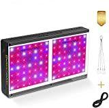 MARS HYDRO 600W LED Grow Light Full Spectrum Hydroponic Indoor Plants Led Growing Lamps Veg Flower Greenhouse Growing Lights Fixtures with Daisy Chain UL Certified