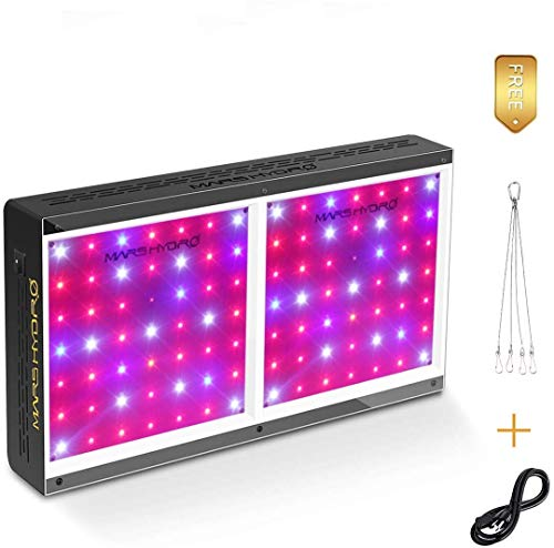MARS HYDRO 600W LED Grow Light Full Spectrum Hydroponic Indoor Plants Led Growing Lamps Veg Flower...