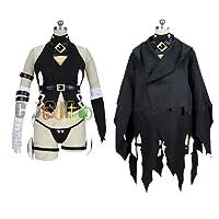 Fate/Grand Orderフェイトグランドオーダー・FGO・Fate Goジャックザリッパー 第一再臨コスプレ衣装+靴下腿飾り手袋