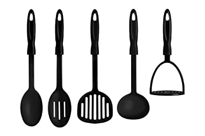 Premier Housewares Kitchen Tool Set, 5 Pieces by Premier Housewares