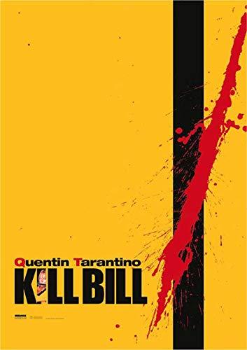 Poster Kill Bill Affiche cinéma Wall Art