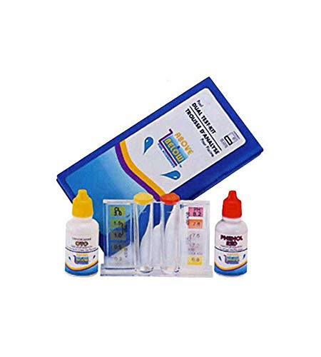 Gre 40060 - Analizador Cloro/bromo + pH (Oto/Phenol)