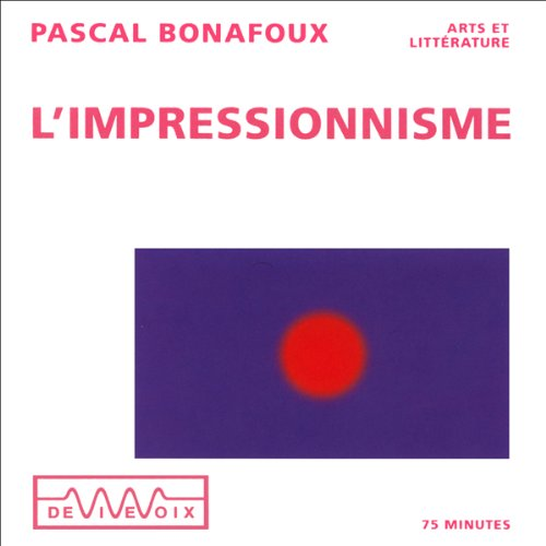 L'impressionnisme  audiobook cover art