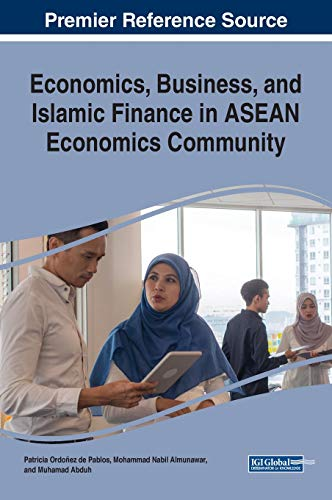 Compare Textbook Prices for Economics, Business, and Islamic Finance in ASEAN Economics Community Advances in Finance, Accounting, and Economics 1 Edition ISBN 9781799822578 by Patricia Ordoñez de Pablos,Patricia Ordoñez de Pablos,Mohammad Nabil Almunawar,Muhamad Abduh