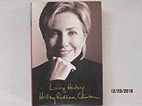 Living History by Hillary Rodham Clinton (2003-11-02)