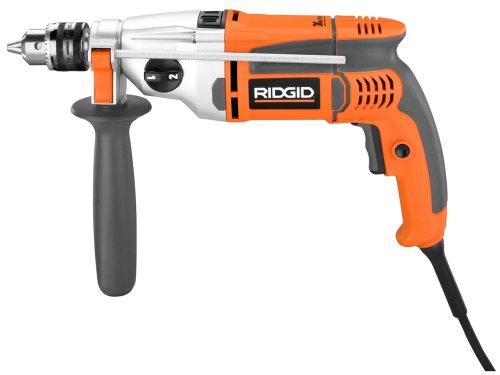 RIDGID ZRR5011 1/2-inch Heavy-Duty VSR Hammer/Pulse Drill (Renewed)