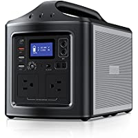 Orico 500W Portable Power Station for Emergency RV Camping CPAP and More