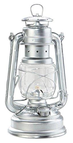 Feuerhand 276 - Lámpara de keroseno, galvanizado, 26,5 x 13,5 x 13,5 cm
