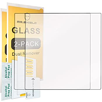 [2-Pack]-Mr.Shield for BlackBerry Passport Silver Edition [Tempered Glass] Screen Protector with Lifetime Replacement