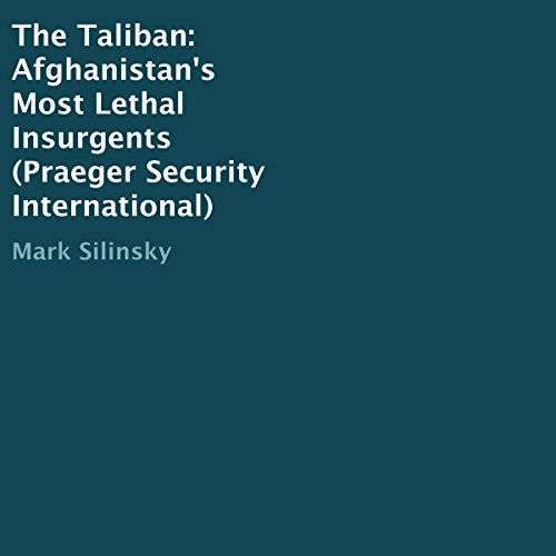 The Taliban audiobook cover art