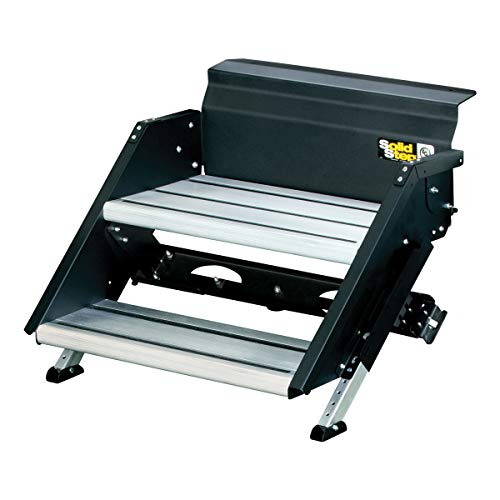 Lippert-733932 Solid StepDouble Step for RVand...