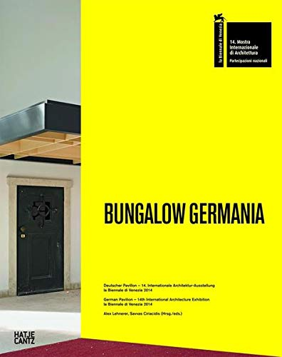 Bungalow Germania: Deutscher Pavillon (Architektur)