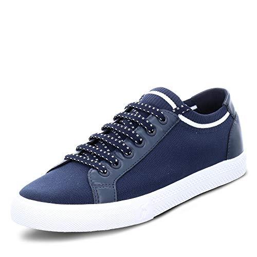 Romika Sun Fast Sneaker in Übergrößen Blau 20019 244 530 große Herrenschuhe, Größe:48