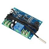 Chenbz Módulo de termostato Digital aplicable a Diversos Controles espaciales de