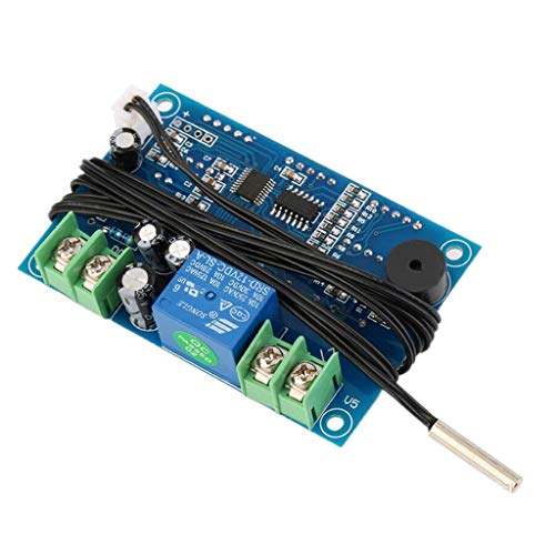 KEKEYANG Digital Thermostat Module Applicable to Various Spatial Controls of Controller Board