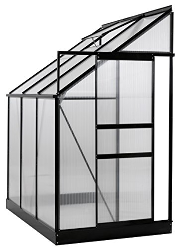 OGrow OGAL-46 Greenhouse, 25 sq.ft, Clear