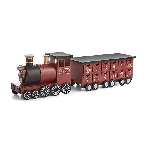 Wizarding World, Calendario dell'Avvento di Harry Potter a forma di treno in legno