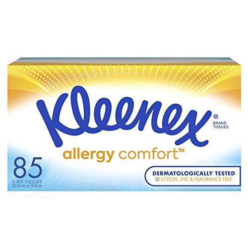 KLEENEX Facial Special Care Allergy Comfort Facial Tissues, 85 count