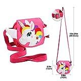 Immagine 2 hifot gioielli ragazza unicorno borsa