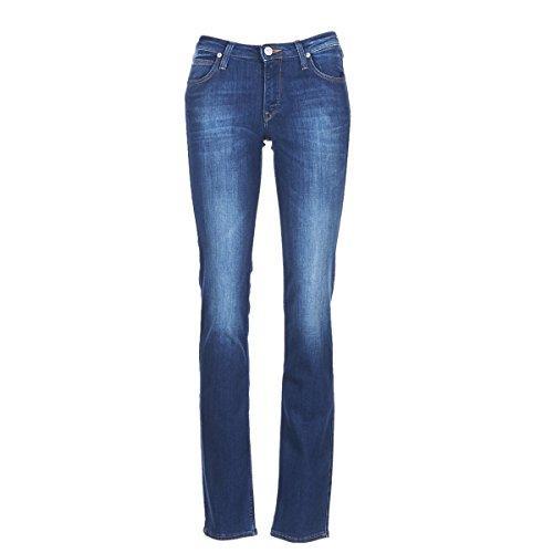 Lee Damen Marion Straight Jeans, Blau (Night Sky),...