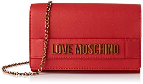 Love Moschino BORSA TPU ROSSO Women's, Red, Normale