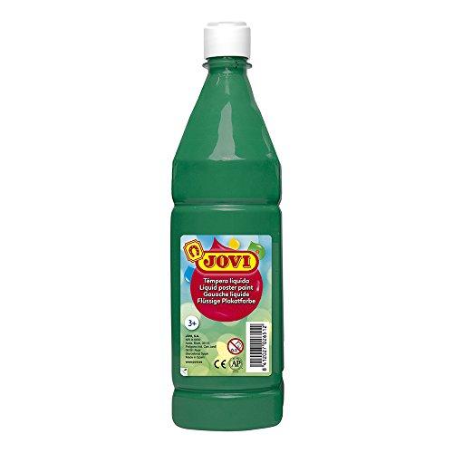 Jovi 511 - Témpera líquida, Verde oscuro, 1000 ml