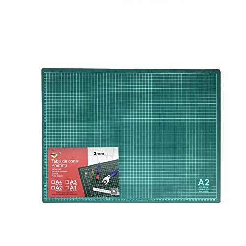 Tabla de Corte manualidades A2 de PVC tapete de corte alfombrilla esterilla...