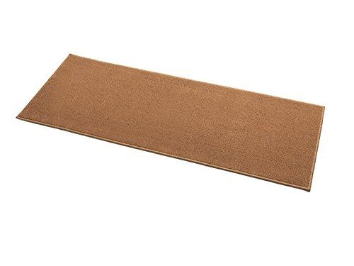 Addis Berber Lang Loper Deurmat Hoog Verkeer 100% PP Tapijt weave-150 x 57 cm-Natuurlijke, 57 x 150 x 1,5 cm
