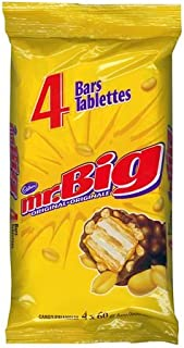 Mr. Big 4pk Original (60g / 2.1oz per pack)
