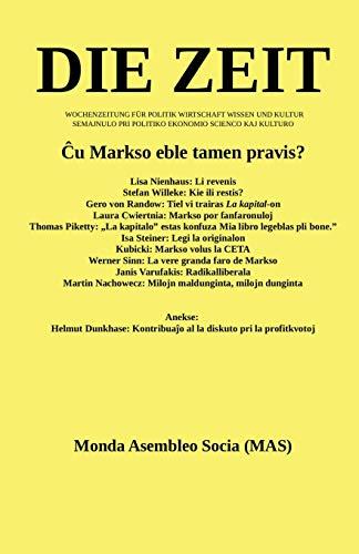 Dunkhase, H: Ĉu Markso Eble Tamen Pravis?: Lisa Nienhau (Mas-Libro, Band 177)
