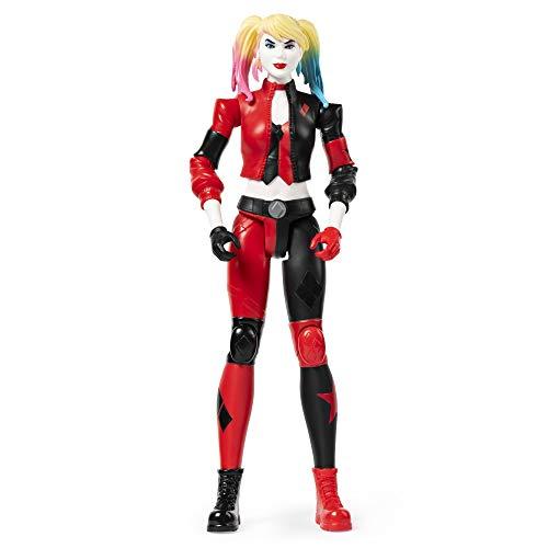 DC Comics Figura de Acción Batman y Villanos 30 cm Harley Quinn (BIZAK 61927820)