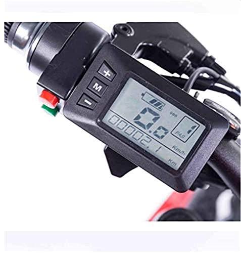 ZXL Vélos Électriques 26 Pouces 48V18Ah Samsung Battery Mountain Bike 27 Speed Bike Intelligence Vélo Électrique Double Absorption Des Chocs Avant Et Arrière 350W Stable Brushless Motor And Profess