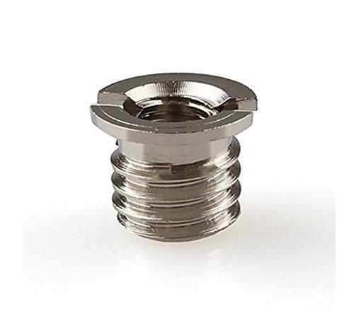 Exoh 1/10,2 cm vers 3/20,3 cm en métal convertir adaptateur à vis pour trépied monopode Rotule DSLR SLR