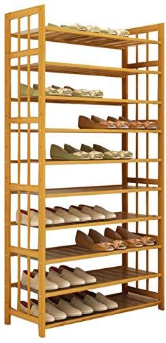Ranura de calzado ajustable Organizador de zapatos Rack de zapatos 5-Nivel / 10 niveles Estante de zapatos Almacenamiento Organizador Entrada Zapato Rack Estante de casa Gabinete de almacenamiento par