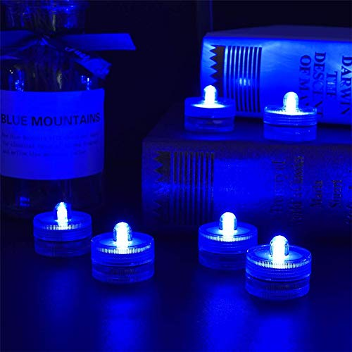 Aquarium Verlichting Aquarium Licht Aquarium Led Verlichting Aquarium Dompelpompen Licht Aquarium Led Licht Spa Lights Hot Tub Led blue light,12pcs