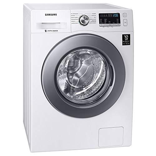 Lavadora e Secadora de Roupas Samsung 11kg, Air Wash, EcoBubble - WD11M44733W/AZ