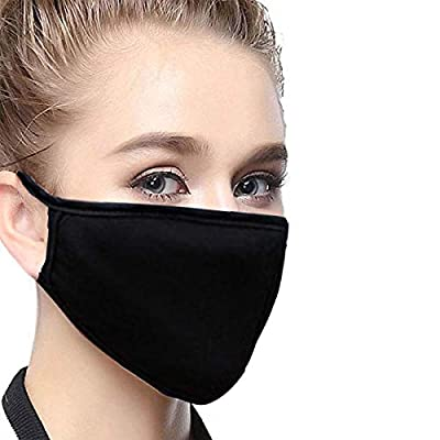Facial Protection Filtration 95%,Anti-Fog, Dust-Proof with Adjustable Cover Full Face Protection Masks 1PCS
