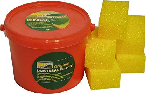 Obenland UNI-REIN - Original Obenland Universalreiniger 2,8 kg mit 5 Schwämmen