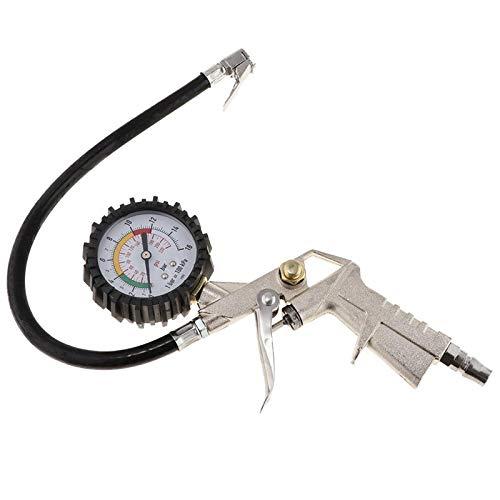 Tpms Tipo de presión de calibre de presión de neumático automático para compresor de aire para motocicletas de automóviles SUV Bombas de inflador herramientas de reparación de neumáticos medidor presi
