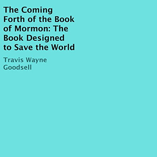 Page de couverture de The Coming Forth of the Book of Mormon