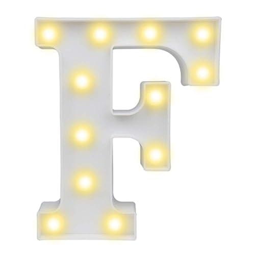 Letter F Decor: Amazon.com