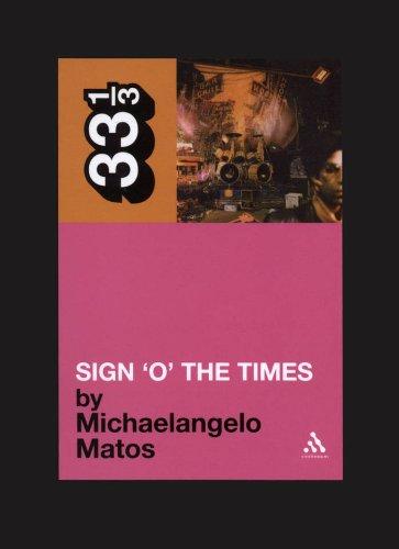 Prince's Sign O' the Times (33 1/3 Book 10) (English Edition)