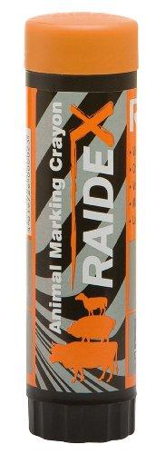 Signe de bétail RAIDL Orange