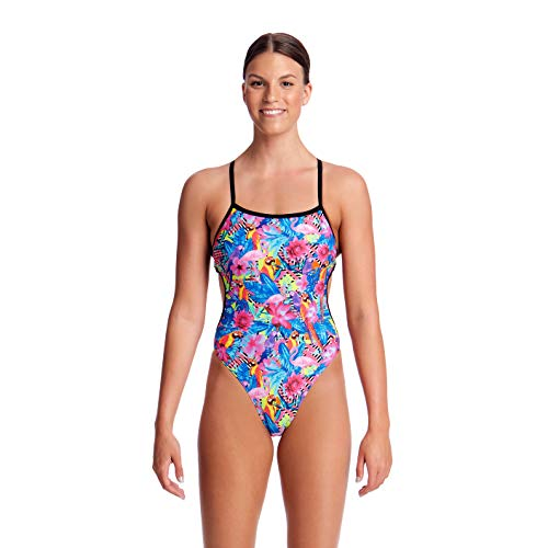 Funkita Cut Away One Piece, Club Tropo, 34