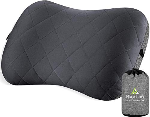 Hikenture Camping Pillow with Removable Cover - Ultralight...